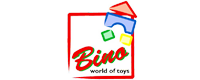 Slevy na zboží značky Bino