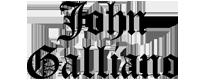 Slevy na zboží značky John Galliano