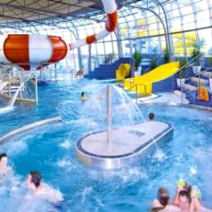 Sleva 87% na olomoucký aquapark pro děti i dospělé již tento týden!