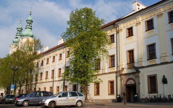 Hotel a Restaurace Nové Adalbertinum