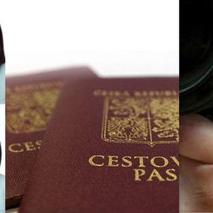 Jen 65 Kč za 4 průkazové fotografie na počkání v hodnotě 139 Kč. Fotografie na řidičský i občanský průkaz nebo open card se slevou 53%.
