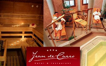 Wellness hotel Jean de Carro