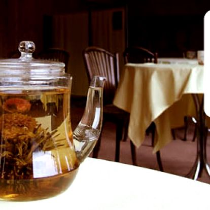 Kvitnúci čaj daruje Vášmu zraku potešenie z krásneho tvaru a Vašim perám lahodne jemný zážitok vo forme zlatistého nálevu teraz len za 1€. Zľava 50%.