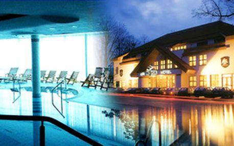 1700 Kč za noc pro dva v hotelu Prosper**** Čeladná v hodnotě 3400 Kč včetně welcome drinku, whirlpoolu pro dva, neomezeného vstupu do bazénu a fitness a polopenze