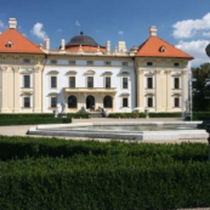 Vstupné pro celou vaši rodinu na prohlídkovou trasu zámku slavkov - austerlitz - navštivte místo sjednání příměří po bitvě tří císařů!