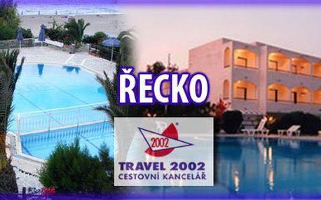 Letecký zájezd do Řecka (Kos) s ubytováním ve 3* hotelu s polopenzí a 31% SLEVOU jen za 10.990,-Kč, včetně všech poplatků!! Dlouze neváhejte a využijte naši jedinečnou nabídku!;-)