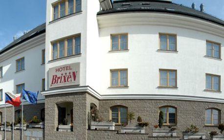 Odpočiňte si v Hotelu Brixen*** v Havlíčkově Brodě - ubytování pro 2 osoby na 2 noci včetně polopenze již za 1 690,- Kč