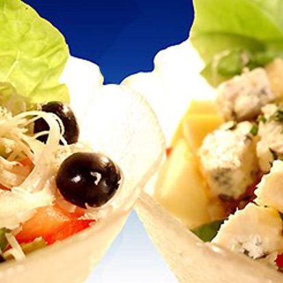 109 Kč za DVA velké obědové saláty v restauraci Evergreen Nové Adalbertinum. Vynikající letní jídlo s 50% slevou.