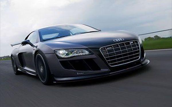 Projížďka v luxusních top sporťácích za úžasných 990 Kč místo 6495 Kč!