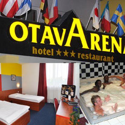 Fitness víkend v hotelu OtavArena*** za neodolatelných 1650,-!!!