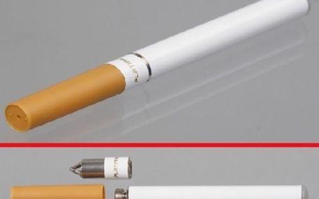 Odnaučte se nezdravě KOUŘIT! Zakuřte si třeba i v letadle! S elektronickou cigaretou můžete! E-cigareta včetně poštovného za skvělých 259 Kč!