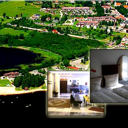 Pobyt pro dvě osoby s polopenzí na 3 dny v Hotel Swing *** u přehrady Lipno. Příjemný odpočinek, krásná příroda a luxusní jídlo!