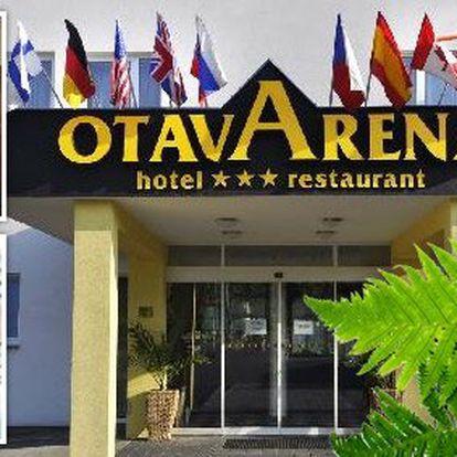 1699 Kč za třídenní sportovní pobyt pro ženy v hotelu OtavArena ***. Víkendplný pohybu se zkušenými trenéry a wellness se slevou 50 %.