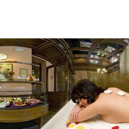 Park Spa Hotel Sirius**** nabízí relaxační 3 denní pobyt pro dvě osoby se snídaní a wellness procedurami za 2796 Kč! V ceně masáž, perličková koupel, parafínový zábal a sauna!