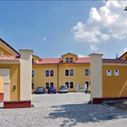 Čtyřdenní silvestrovský pobyt pro 2 osoby v originálním pivovarském hotelu Purkmistr**** v Plzni
