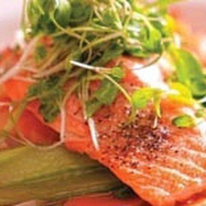 Dej si vynikajícího lososa