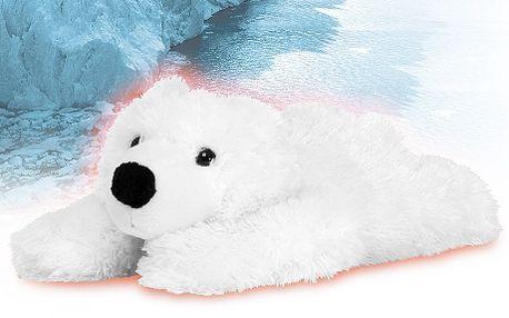 Nahřívací plyšák -lední medvídek pro děti a dospělé jen za 450Kč! Chcete roztomilý ale zároveň i praktický dárek který se hodí pro všechny věkové kategorie? Potěšte své blízké ledním medvídkem, který je opravdu zahřeje u srdce! Nahřívací lední medvídek je ta pravá volba na Vánoce! Jen 1 min v mikrovlnce a plyšáček zahřeje jako by byl živý! Pro děti vhodné od 5 let :o)