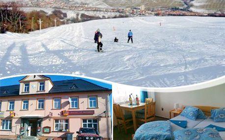 Prožijte 3 denní pobyt v Lužických horách. Ubytování pro DVA s polopenzí v penzionu Polevsko. 45% sleva na 3 denní pobyt pro dva s polopenzí na 2 noci, v okolí penzionu najdete lyžařské vleky, běžecké tratě, plavecký stadion, paintball a jiné vyžití.