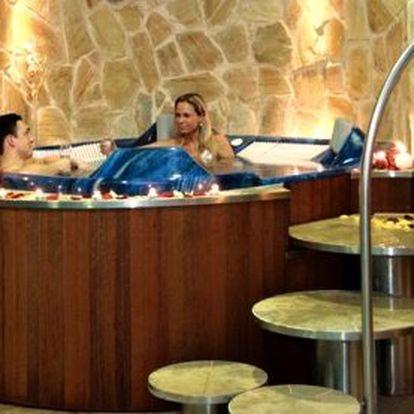 Wellness pro 2 v Šumperku – 3 dny se snídaní. Tři druhy saun, vířivka a solná jeskyně. Neomezený vstup do fitness a bazénu. 3* hotel Elegance