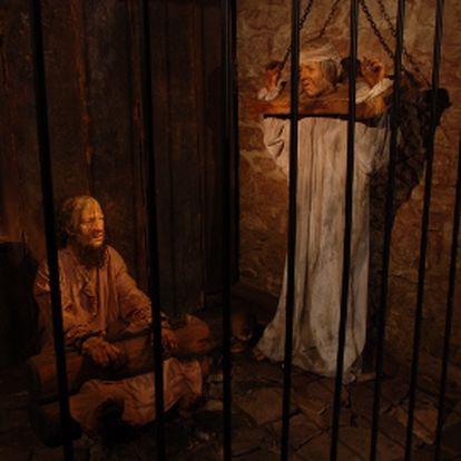 Dvě vstupenky do Muzea tortury v Celetné za 149 Kč! V nabídce i rodinné vstupné!