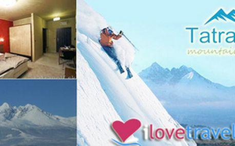 Luxusní apartmány Tatragolf Mountain Resort**** na 3 noci ve Veľké Lomnici za pouhých 2199 Kč až pro 3 osoby.Přímo u resortu golfové hřiště, v blízkosti sjezdovky Vysokých Tater a aquapark!!! Jedině s iLoveTravel.cz