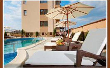 FIRST MOMENT jarní dovolené v Bulharsku. Ubytování v luxusním apartmánu v hotelovém komplexu Stanny Court. Plně vybavený apartmán v krásném, nově otevřením hotelu!!! 1 noc za nepřekonatelných 297 Kč/osoba!!!