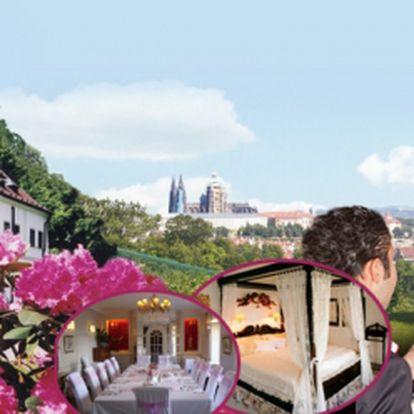 Láska prý prochází žaludkem, přijďte si ji vychutnat s 50% slevou, kterou od nás získáte jen za 39 Kč! Výtečné menu pro dva v centru Prahy s překrásným výhledem!
