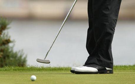 Chcete vyhrát golfovou Tour, pak je tu pro vás Mr.Putter. 5 specializovaných lekcí kratké hry a patovaní á 50 min + řešení herních situací se slevou 38%. Vítěz Men tour 2011 je tréninkovým klientem Mr.Putter akademie.