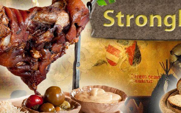 Restaurace Stronghold