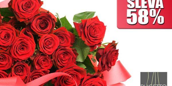 Darujte milované osobě nádhernou kytici jen za 199 Kč!