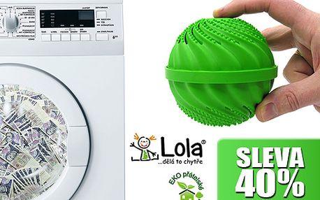 Revoluce v praní, už žádné drahé prací prášky díky pracímu míčku s magnetickou silou za pouhých 285 Kč