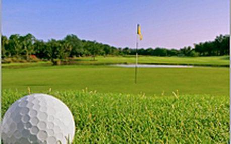 Jarní kurz golfu