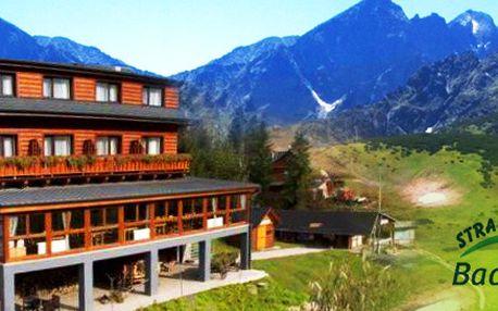 99 eur za pobyt pre DVOCH v hoteli BACHLEDKA*** Strachan. Fantastická jar pod štítmi Belianskych Tatier, so zľavou 55 %!