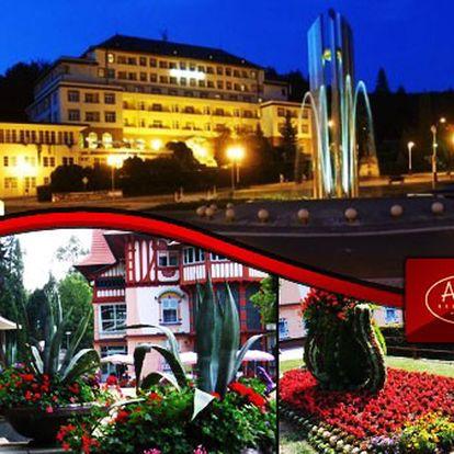 3 598 Kč za luxusní pobyt naplněný wellness procedurami na 4 dny (3 noci) pro 1 osobu se snídaní v hotelu REZIDENCE AMBRA**** v Luhačovicích! Relaxujte jako králové!