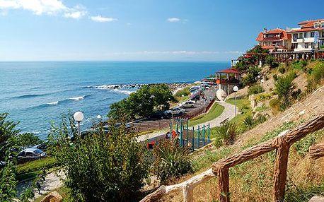 Ubytování v Bulharsku na 1 noc pro 4 osoby v luxusním apartmánu ****hotelu Stanny Court! Poukazy lze sčítat. Ideální poloha: zábava, pláže, historie.