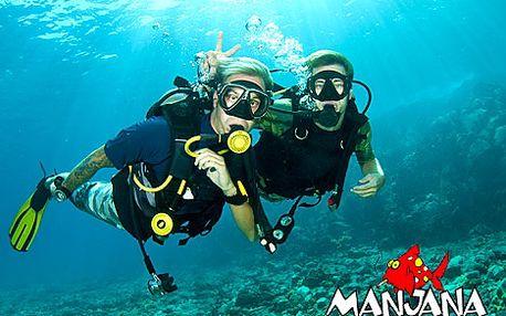 7 denní potápěčský kurz na ostrově Brač za pouhých 2500 Kč. Okořeňte svou letní dovolenou v Chorvatsku o nádherné potápění a staňte se i Vy profesionály s trvale platnou licencí.