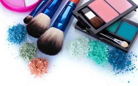 3 hodinový KURZ LÍČENÍ: naučte se o sebe pečovat Získejte přehled v oblasti líčení a dekorativní kosmetiky, v přípravcích a pomůckách naučte se nalíčit tak, aby Vám to slušelo. Součástí je také individuální diagnostika.