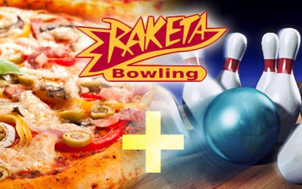 Penzion Raketa Bowling