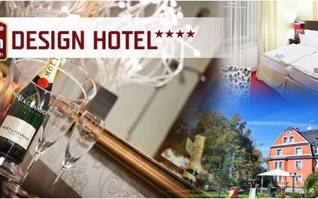 Krásná letní dovolená v Pytloun Design Hotelu**** v Liberci pro 2 osoby se slevou 40%