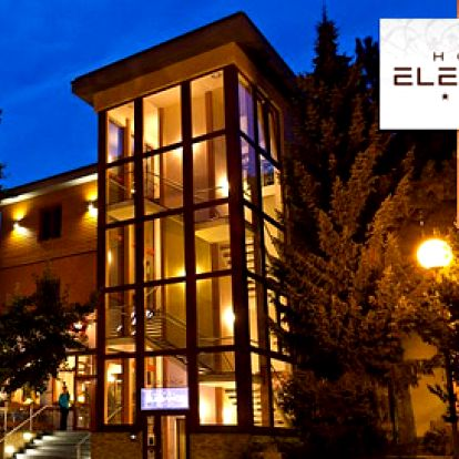 Nabité pobyty na 3-7 dní pro dva v Hotelu Elegance***+