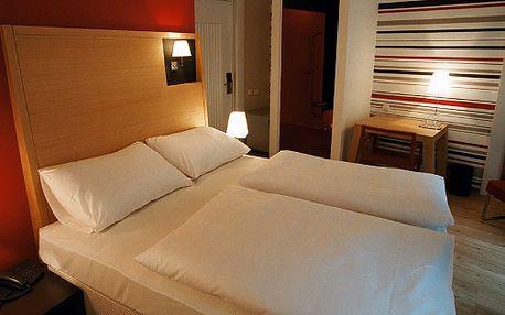 Romantický pobyt pro 2 osoby v luxusním ****hotelu Payer v Teplicích