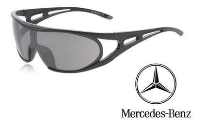 Brýle Mercedes - Benz. Na výběr 6 typů brýlí.