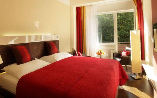 Wellness pobyt pro 2 osoby v hotelu Alice Balneo Poppy **** v Karlových Varech