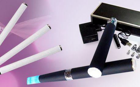 E-cigarety eGo-T, eGo-F nebo elegantní Slim pro ženy!