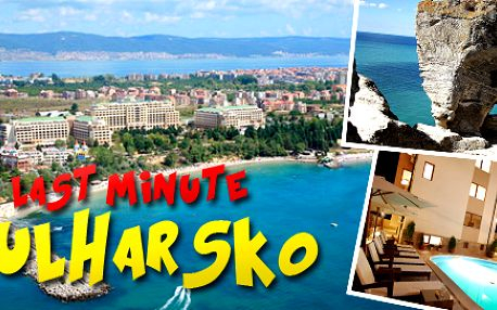 Last minute dovolená: Luxusní ubytování ve 4* apartmánovém hotelu Stanny Court v oblíbeném Bulharsku až pro 4 OSOBY / apartmán. Sestavte si délku pobytu podle svých představ! Ideální poloha hotelu poblíž poloostrova Nessebar poskytuje skvělé možnosti svým návštěvníkům. Slunečné POBŘEŽÍ, velkolepý aquapark, pláže plné zábavy a stylových restaurací! Stěží si lze představit ideálnější lokalitu!
