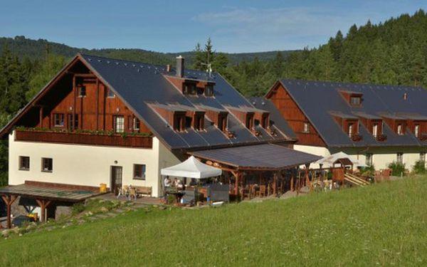 Luxusní wellness pobyt pro 2 osoby v hotelu**** Annín na Šumavě