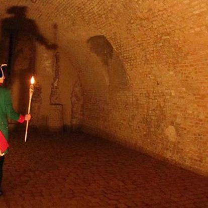 105 Kč za vstupenku na OŽIVENÉ KASEMATY - dne 26.7.2012 na hradě Špilberku! Prožijte historii jednoho z nejtěžších rakouských vězení!