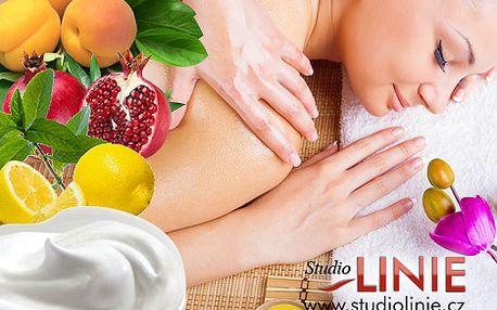 Letní osvěžující masáž v centru Brna