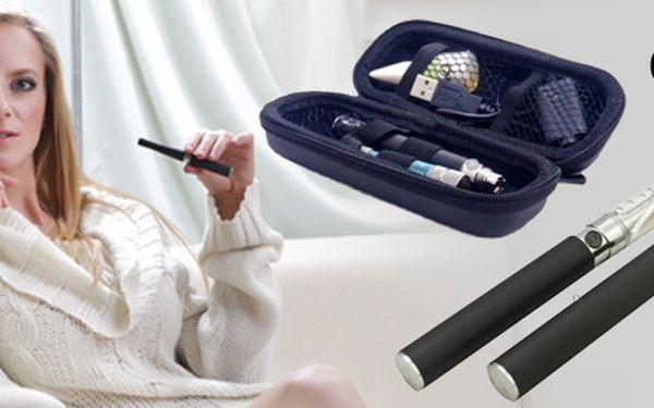 E-cigareta EGO CE5. Ještě snazší plnění