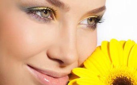 Máte pocit, že potřebujete změnu? Užijte si kompletní kosmetické ošetření zahrnující masáž, líčení a parafínový zábal!
